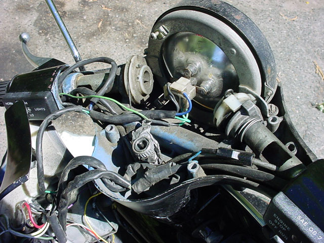 Vespa P Series Maintenance & Repair on