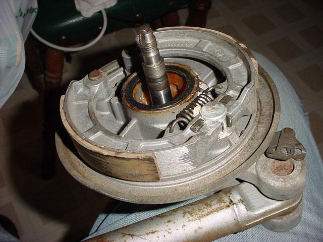 Vespa P Series Maintenance & Repair